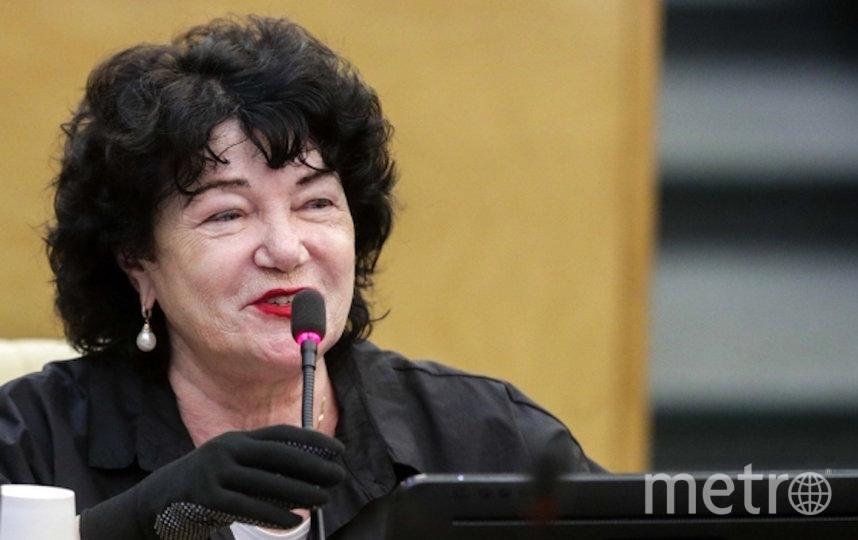 Тамара Плетнева. Фото РИА Новости