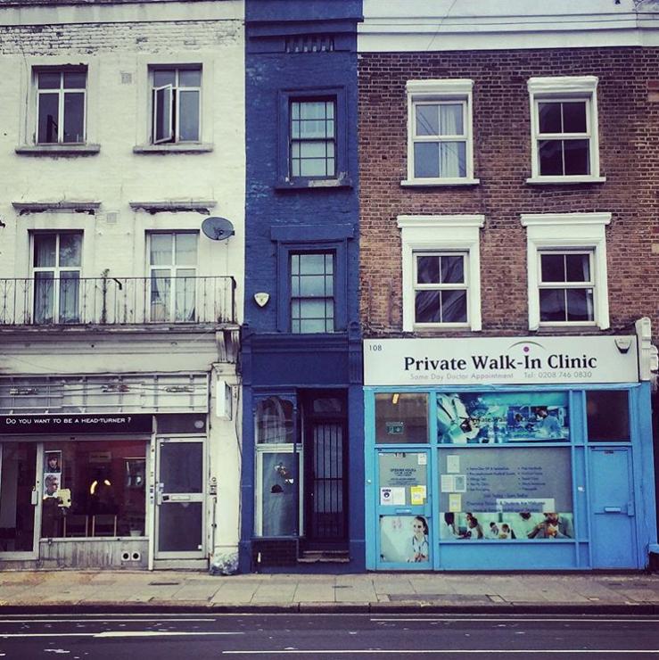 Многие отмечают, что дом похож на здание из мира Гарри Поттера. Фото instagram, @ rebeccacaine