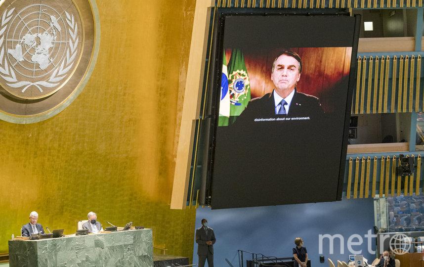 Лидеры стран выступили в дистанционном формате. Фото AFP