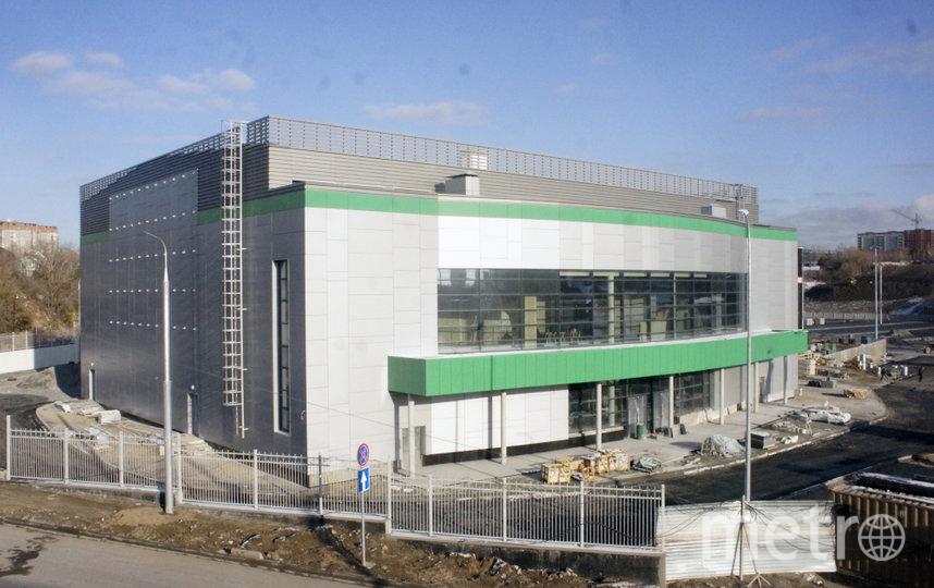 Региональный центр волейбола — один из самых крупных объектов, подключенных к центральному теплоснабжению с начала 2020 года. Фото ЧС-Инфо.