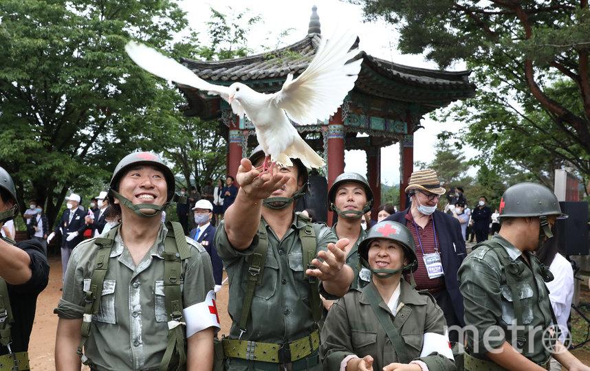 Белый голубь – вечный символ мира. Фото Getty