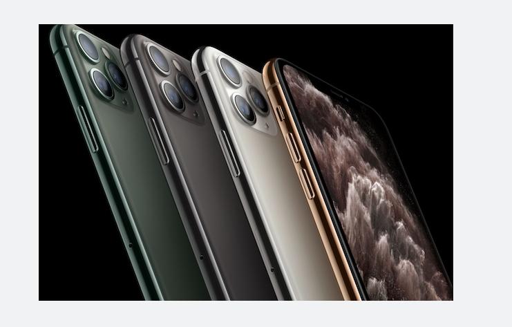 Смартфоны iPhone 12 могут быть представлены 13 октября. Фото apple.com.