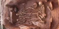 Учёные нашли в Хакасии могилу скифской амазонки