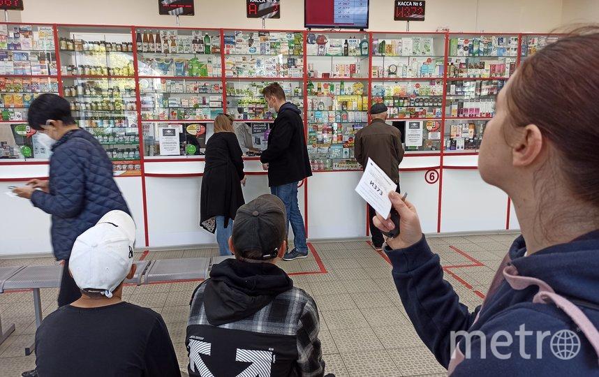 """2  упаковки нового лекарства нужны на курс лечения  – это минимум. Продаваться препарат должен только по рецепту. Фото Святослав Акимов, """"Metro"""""""