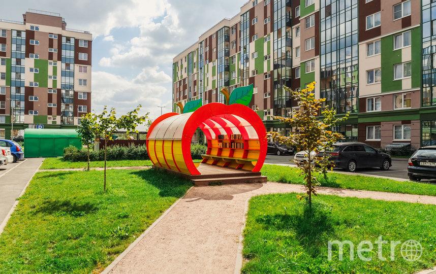 """В небольших по высотности новых кварталах новосёлы будут чувствовать себя спокойно и уютно. Фото ГК «КВС», """"Metro"""""""