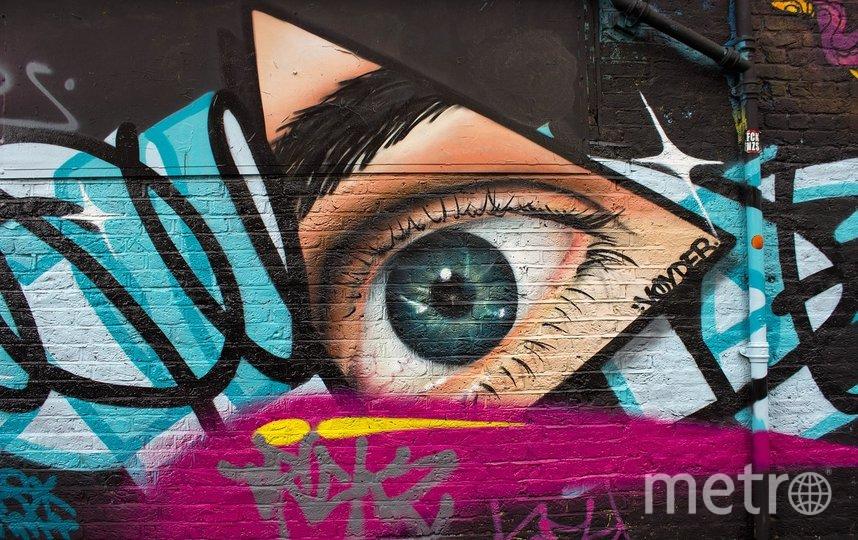 """В Петербурге ввели временный мораторий на закрашивание граффити. Фото pixabay.com, """"Metro"""""""