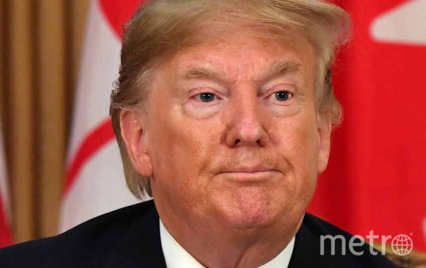 Президент США Дональд Трамп. Фото AFP