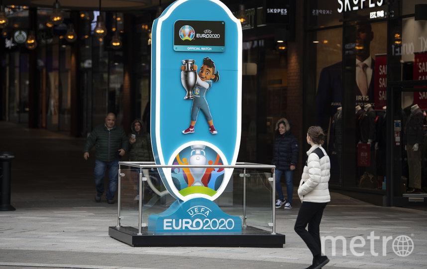 Из-за пандемии коронавируса Чемпионат Европы был перенесён на лето 2021 года. Фото Getty