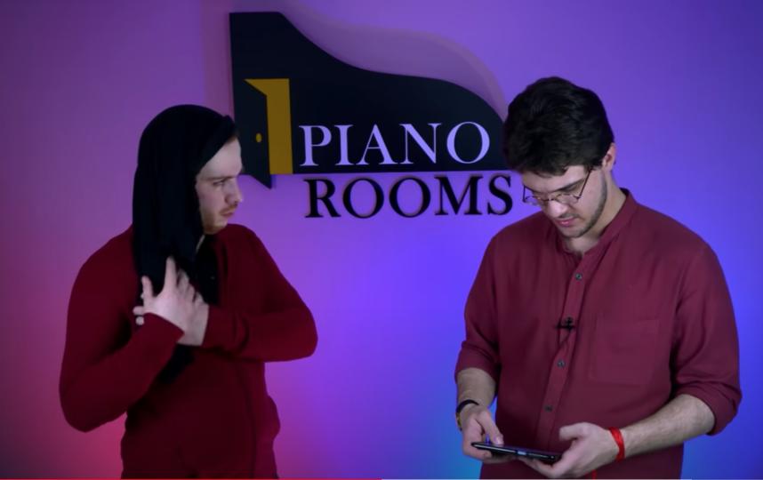Ребята выкладывают забавные ролики, посвящённые музыке и музыкантам. Фото скриншот , Скриншот Youtube
