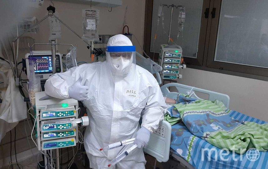 Вторая волна пандемии коронавируса в Израиле уже началась. Фото предоставлено героем материала