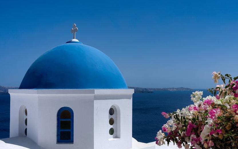 Греция. Фото Pixabay.