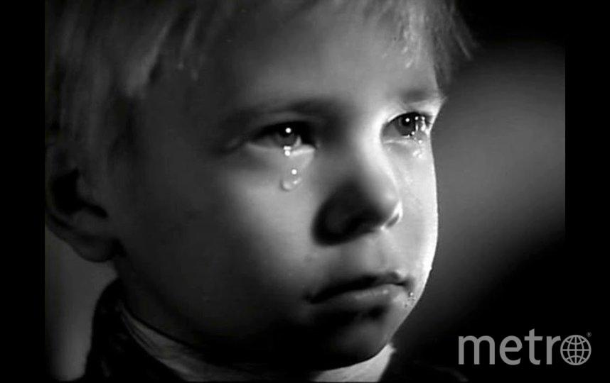 """Кадр из фильма """"Серёжа"""". Фото Предоставлено """"Мосфильм. Золотая коллекция"""""""