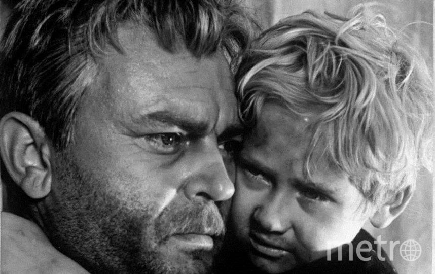 """Кадр из фильма""""Судьба человека"""". Фото Предоставлено """"Мосфильм. Золотая коллекция"""""""