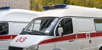 В Москве автомобиль сбил девочку на пешеходном переходе