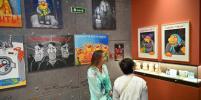 В помещениях Музея советского быта открылась Галерея Васи Ложкина