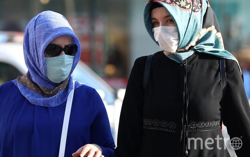 По мнению турецких чиновников, именно благодаря команде по отслеживанию контактов в стране успешно идёт борьба с пандемией коронавируса. Фото AFP