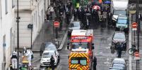 Семь человек задержаны в Париже после нападения у бывшего здания редакции Charlie Hebdo