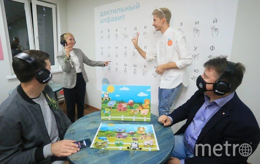 7-13 миллионов человек в России имеют серьёзные проблемы со слухом, частично или полностью живут в тишине. Фото Василий Кузьмичёнок