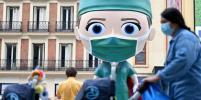 Власти европейских стран заявляют об очередной вспышке заболеваемости COVID-19