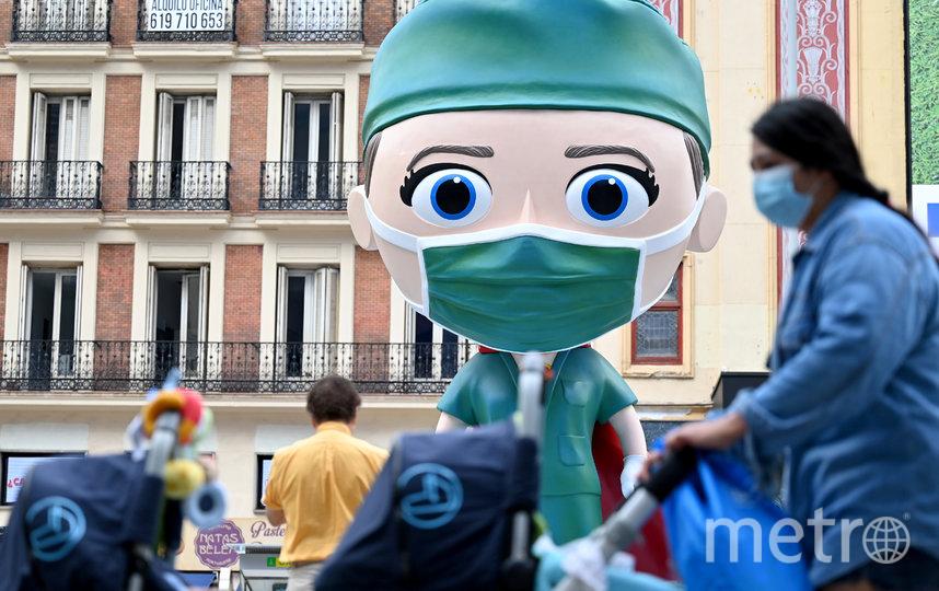 В Испании ужесточаются ограничительные меры из-за вспышки COVID-19. Фото AFP