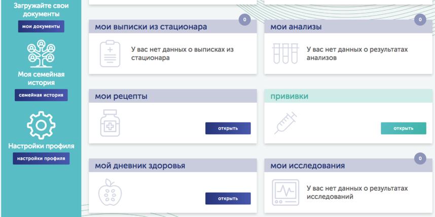 В электронной медкарте появились данные о вакцинации москвичей