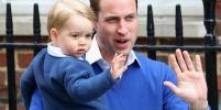 Принц Уильям признался, что Джордж вдохновляет его на работу по охране окружающей среды