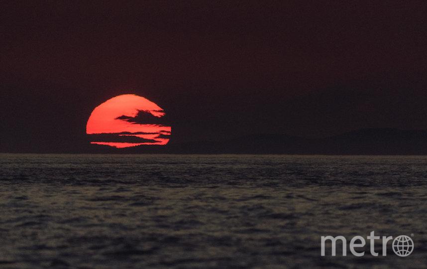 Членам экспедиции повезло с хорошей погодой. На островах они оказались между двумя ураганами. Фото Кирилл Умрихин