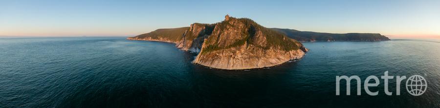На Шантарах очень много различных самоцветов, поэтому острова действительно красивые и выразительные. Фото Кирилл Умрихин