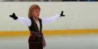 Появилось видео победного проката сына Плющенко