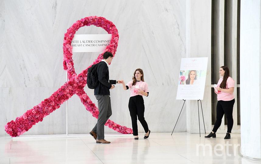 """Задача """"Кампании по борьбе с раком груди"""" – проинформировать о причинах и симптомах заболевания, а также рассказать о методах своевременной профилактики. Фото Предоставлено организаторами"""