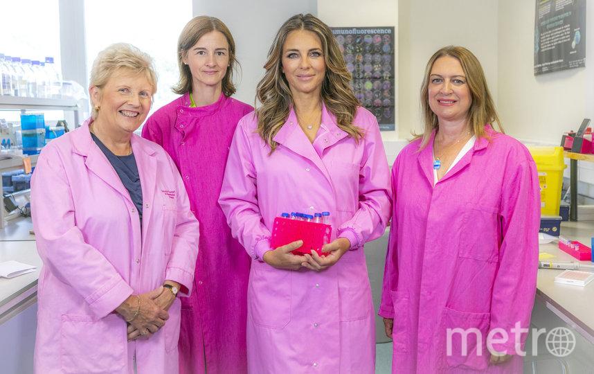В октябре, в рамках сотрудничества с Российской ассоциацией маммологов, будет проведена активная совместная просветительская работа. Фото Предоставлено организаторами