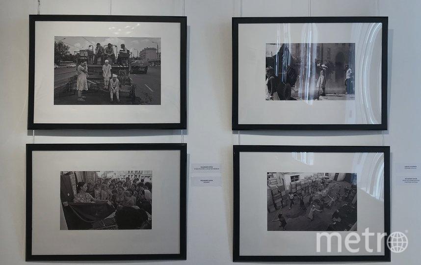 """Выставка об особенностях жизни граждан первого в мире социалистического государства. Фото Лилия Зиатдинова, """"Metro"""""""
