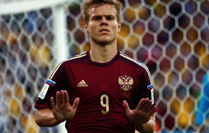 Александр Кокорин. Фото Getty.