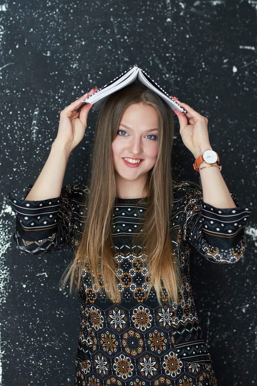 Анастасия Жигач.
