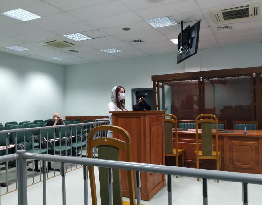 В суде прошло очередное заседание по делу Соколова. Фото Объединенная пресс-служба судов Петербурга.