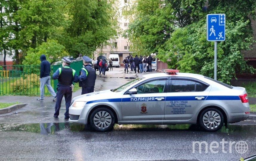 """Для выяснения всех обстоятельств сотрудники подразделения собственной безопасности столичного главка МВД проводят проверку. Фото агентство """"Москва"""""""