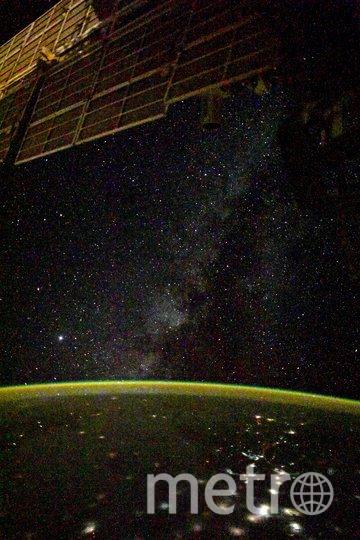 Вагнер показал место, «где огни Земные касаются небесных». Фото vk.com/ivan_mks63.