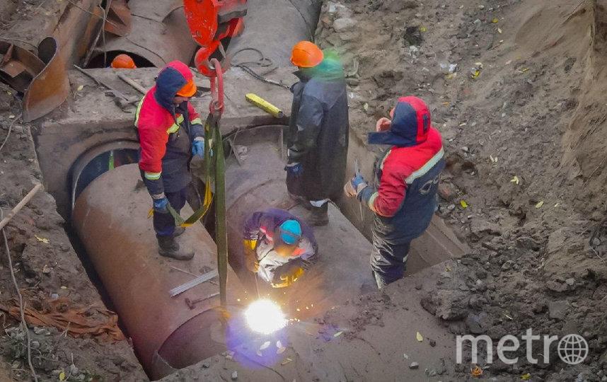 Завершение ремонтных работ на Ленинском выводе позволит наладить качественный режим теплоснабжения в Ленинском и Кировском районах Новосибирска.