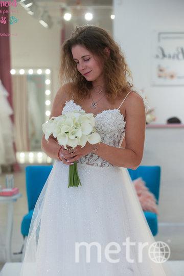 Возможно, выходить замуж в пышном белом платье – не самая плохая идея. Фото Василий Кузьмичёнок