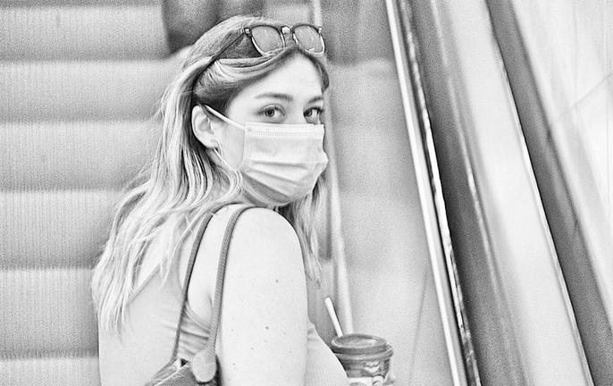 """Штраф за отсутствие маски - четыре тысячи рублей. Фото pixabay.com, """"Metro"""""""