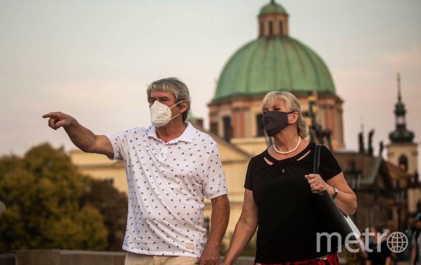 С начала эпидемии общее количество инфицированных в Чехии составило 81 711 человек. Фото Getty