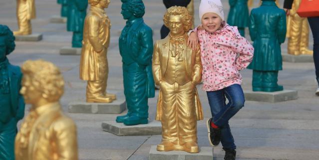 Экспонаты приехали в Москву из Германии.