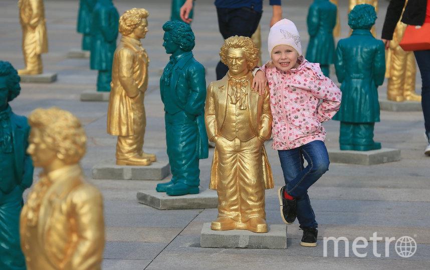 Экспонаты приехали в Москву из Германии. Фото Василий Кузьмичёнок
