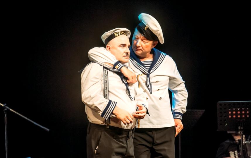 Универсальный Театр Юрия Гальцева. Фото Предоставлено организаторами