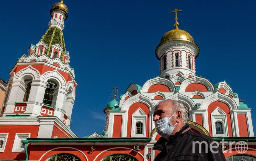 В Москве выявили больше 4000 заболевших COVID-19 за сутки. Фото AFP