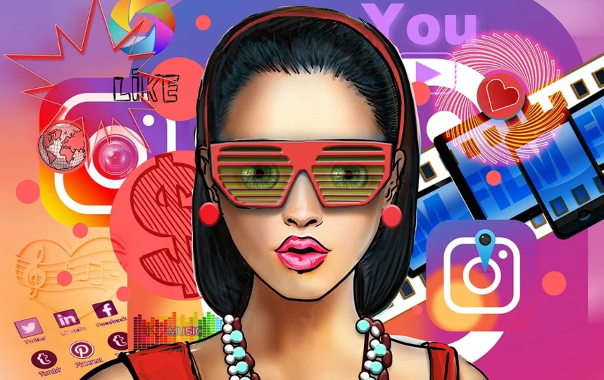 Instagram отмечает 10-летие. Фото pixabay.com