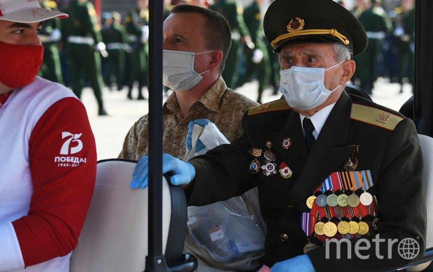 Столичные ветераны получат материальную помощь. Фото Getty