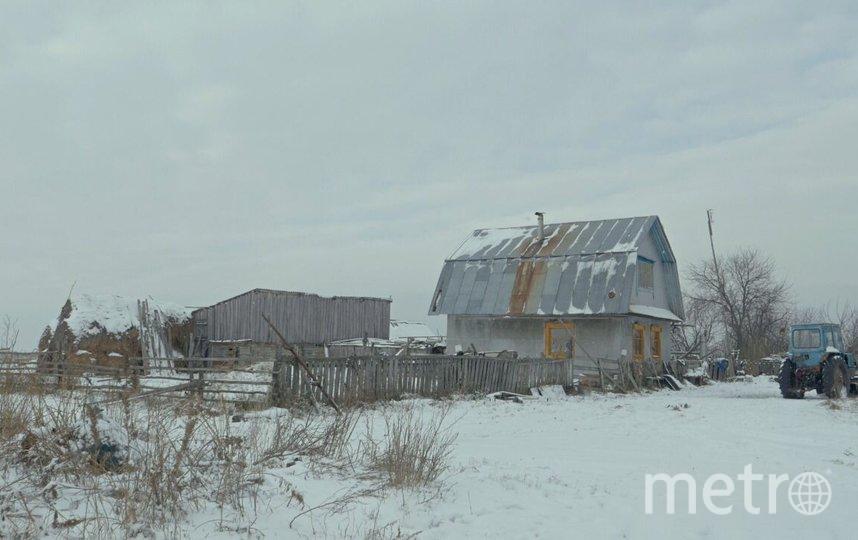 """Жителей деревни переселили в близлежащие районы, но Габдулла остался. Фото Динар Ахметзянов, """"Metro"""""""