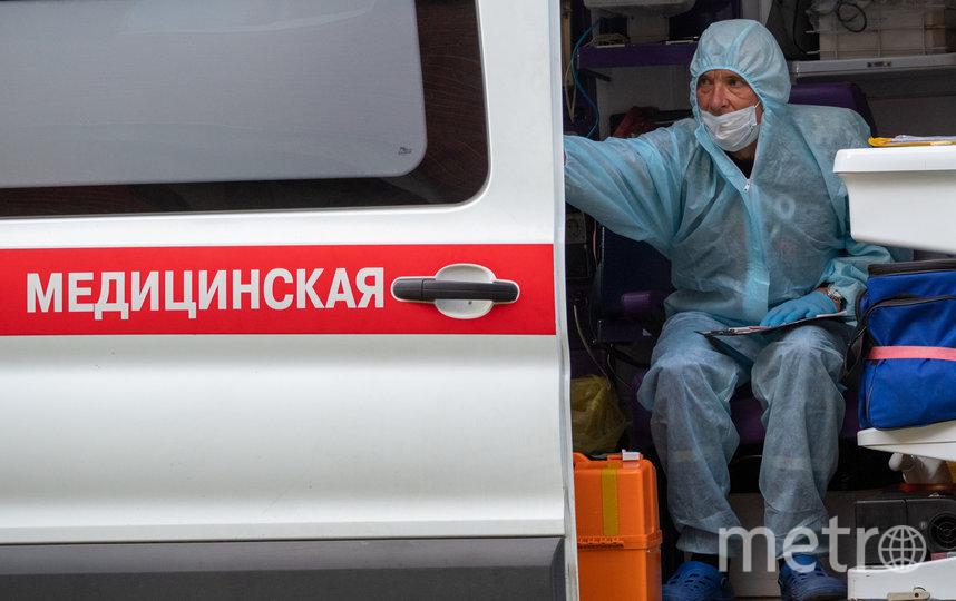 """Беглов просит выделить койки для пациентов с коронавирусом. Фото Святослав Акимов., """"Metro"""""""