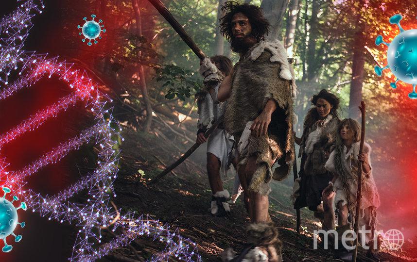 Неандертальцы – вымерший вид людей, которые жили в Евразии примерно 40 тысяч лет назад. Фото istock